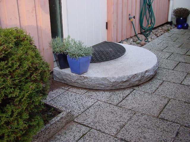 Entréplan granit