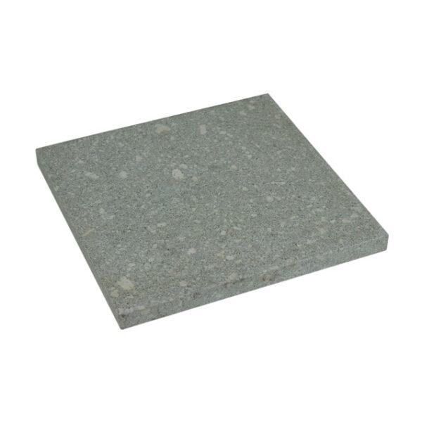 Flammad granithäll i granit