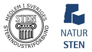 Naturstenslogotyper och Stenindustriförbundet