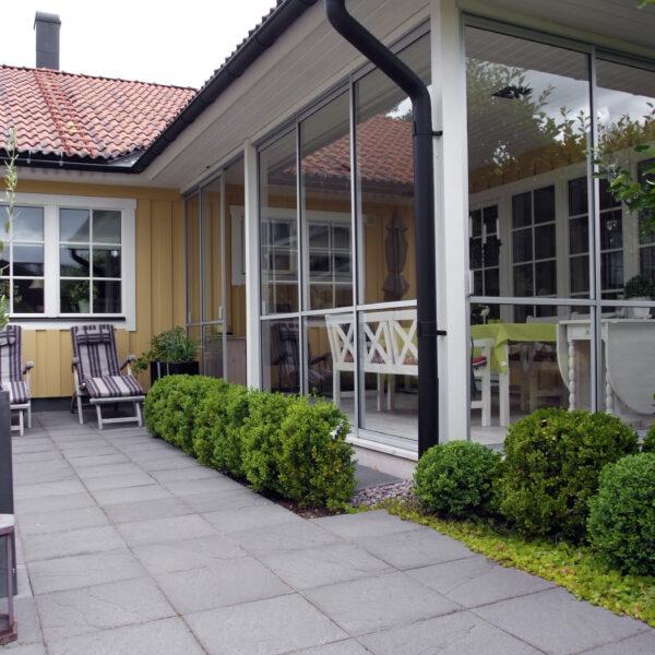 Betongplattor ST Eriks Structura Lava