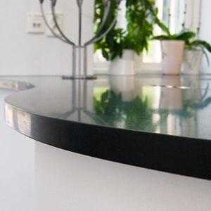 Bänkskiva Granit Nero Assoluto