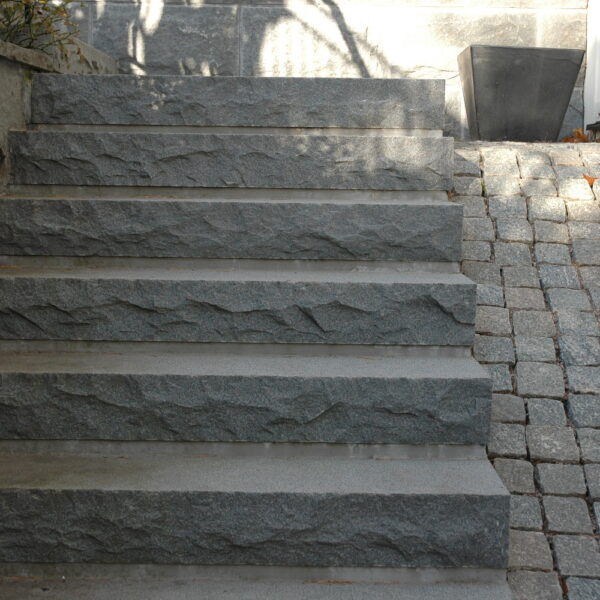 trappa i granit