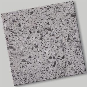 Golv- och väggplatta i kalksten Jämtland Svart med hyvlad yta